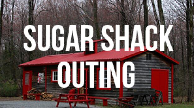 Sugar Shack Outing