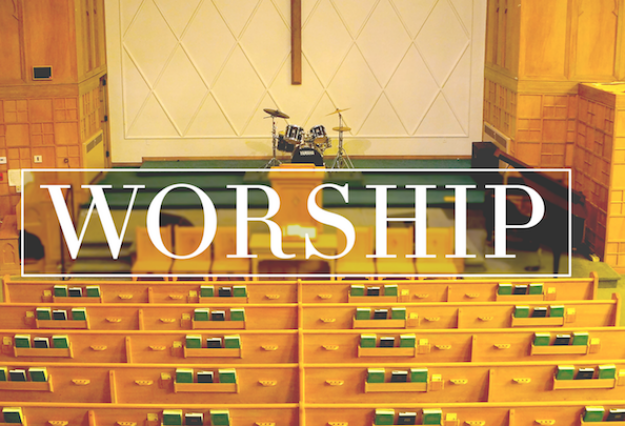 Regular Worship Schedule