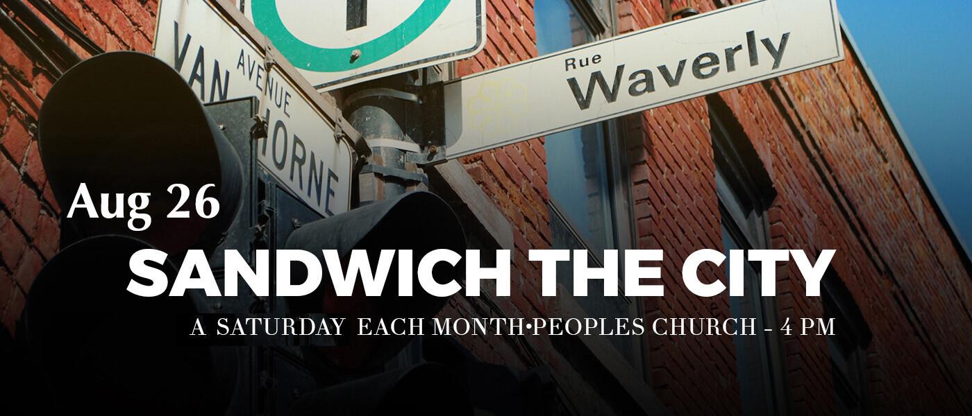 Sandwich the City
