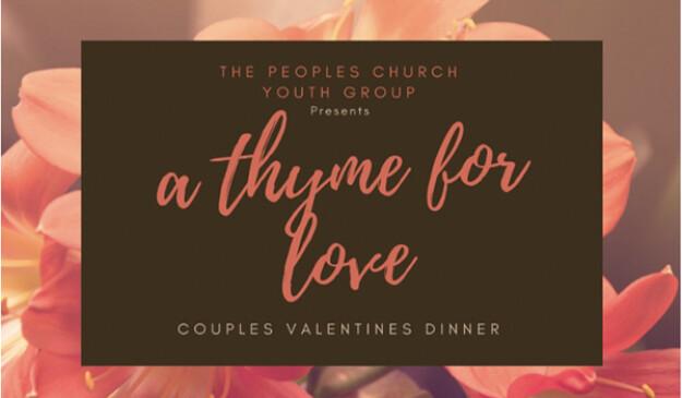 Couples Dinner