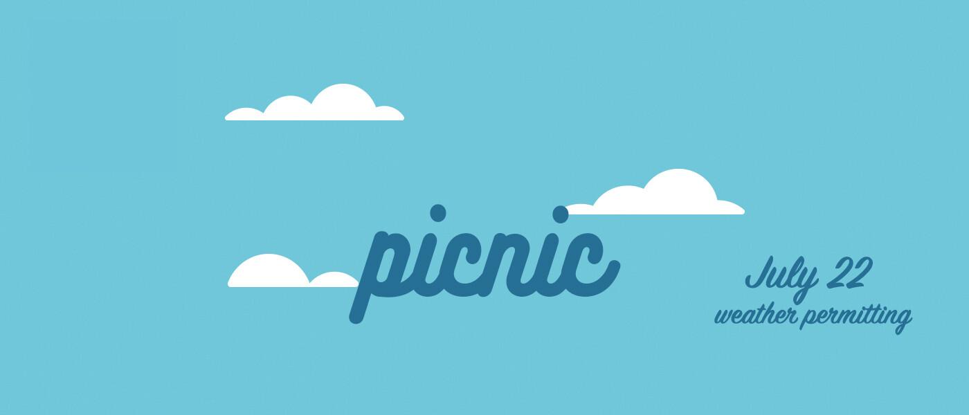 Picnic July 22nd