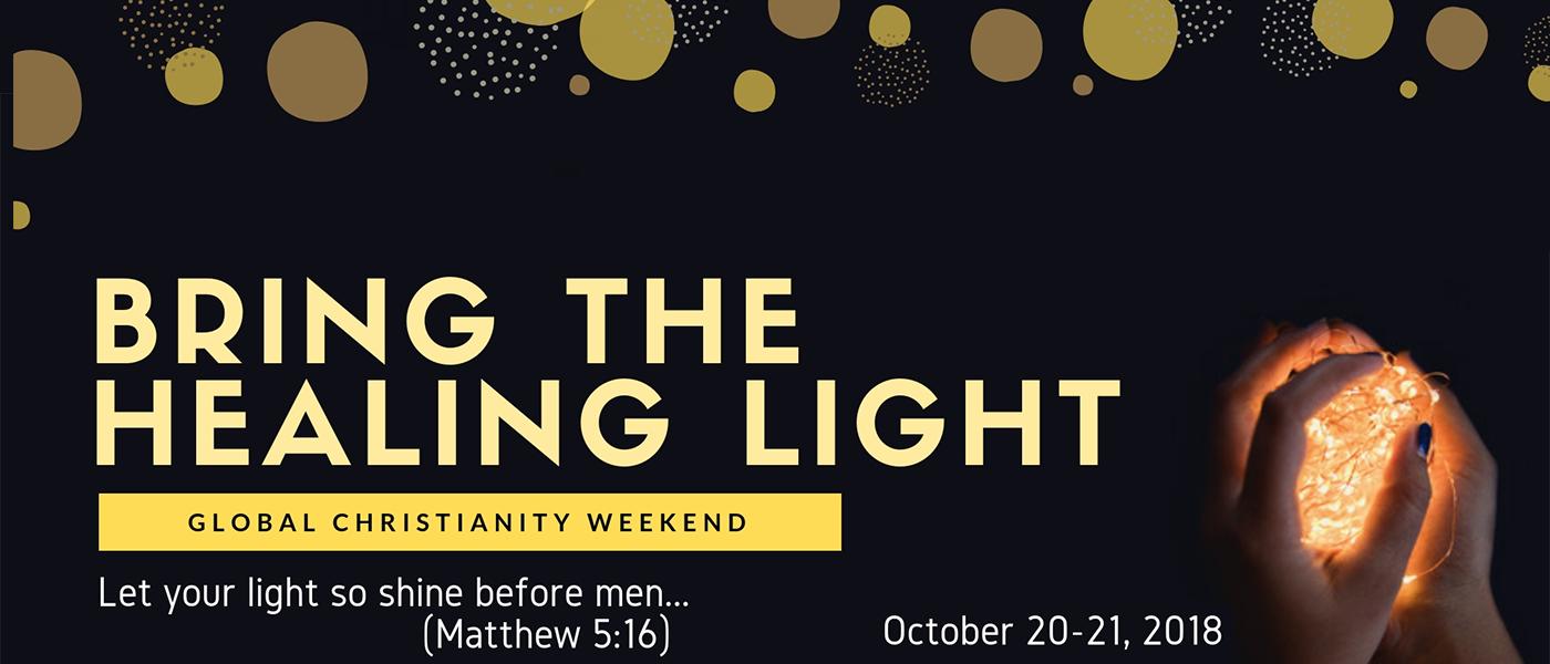 GCW - Global Christianity Weekend