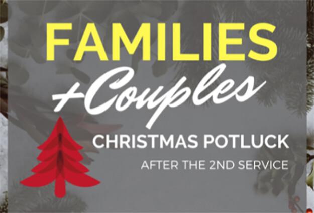 Families & Couples Potluck