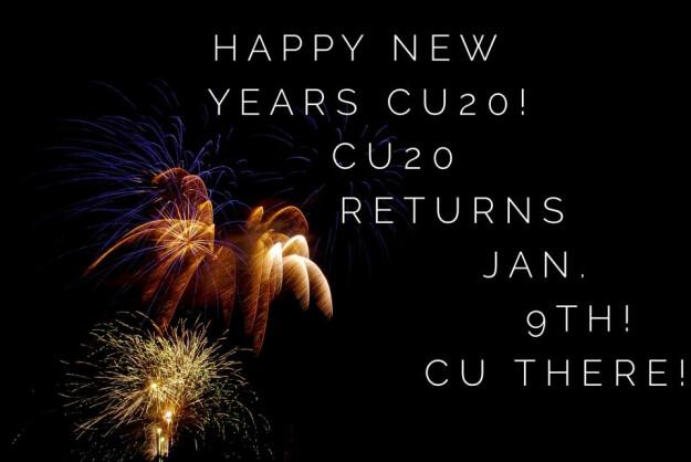 CU20 Returns Jan 9