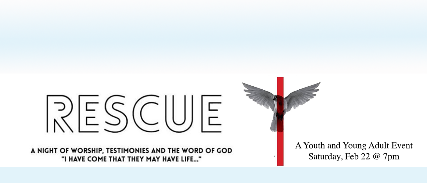 Rescue: Youth Rally