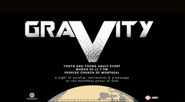 GRAVITY // Youth Rally 2020