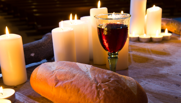 Good Friday Communion at Home Service