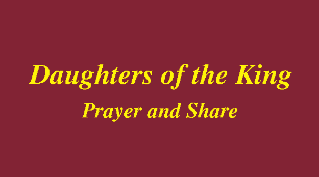 DOK Zoom Prayer & Share