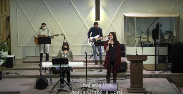 Livestream Worship Service & Zoom Meet-up