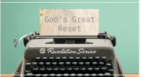 God's Great Reset