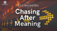Chasing after Meaning
